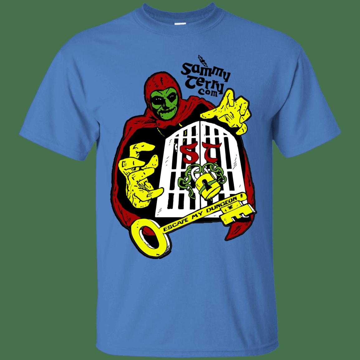 Escape Room Asstd Colored T-Shirt - Sammy Terry