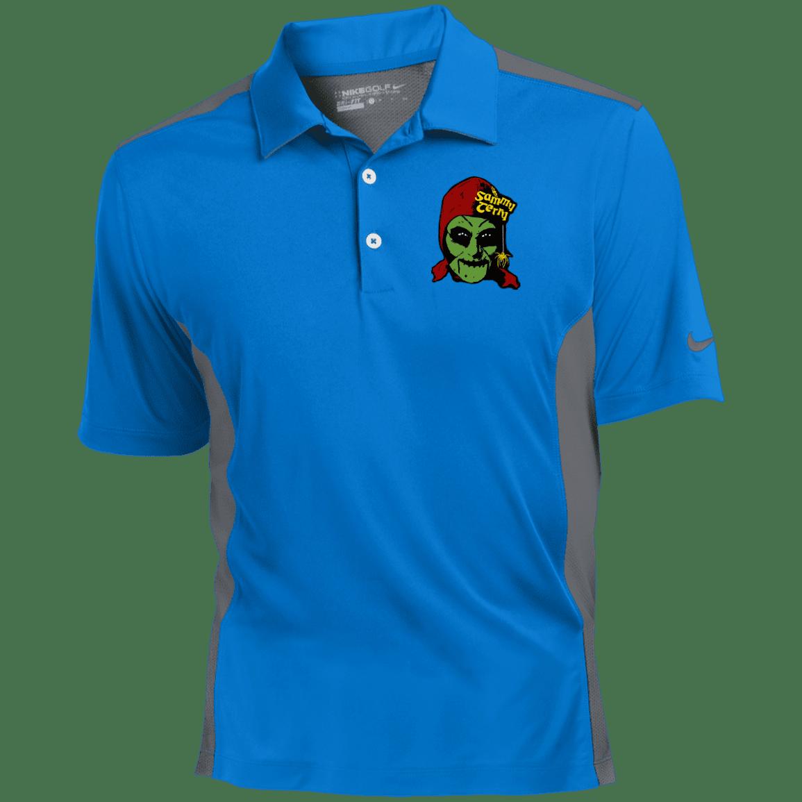 Sammy Head Color Nike Golf Dri Fit Polo Asstd Colors Sammy Terry